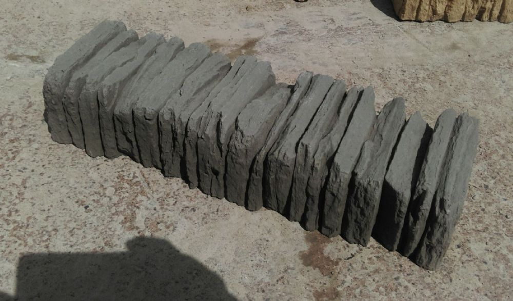 Slate Effect Coping Stones